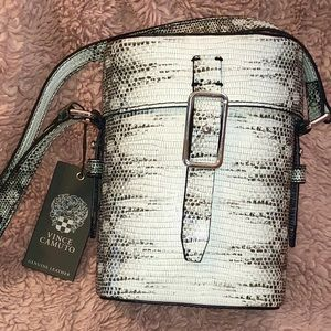Vince Camuto crossbody purse.NEW WT